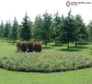 Giardino privato - Hotel Motel Aeroporto Linate