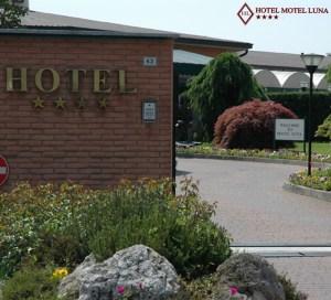 Ingresso - Hotel Motel Aeroporto Linate
