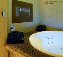 Idromassaggio - camera suite - Hotel Motel Aeroporto Linate