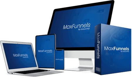 MaxFunnels 2.0 + OTOs
