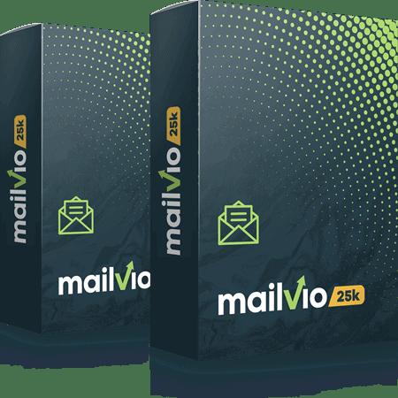 Mailvio 25K + OTOs