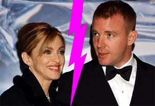 Madonna and Guy Richie Getting a Divorce