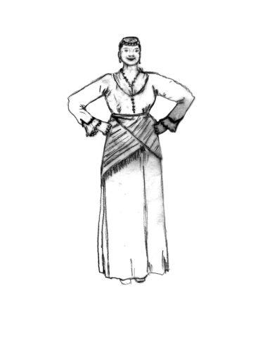 Γυναικεία φορεσιά Πόντου