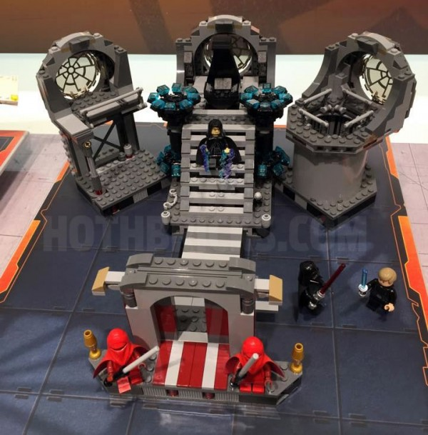 75093 Final Duel, at the Nuerenberg Toy Fair