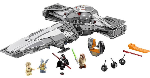 75096 Sith Inifiltrator, in the 2015 Pictures and Rumors topic, on Eurobricks