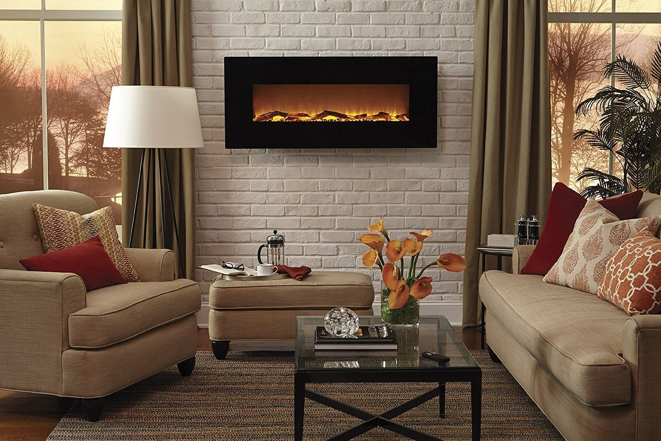 Best Electric Fireplace And Inserts In