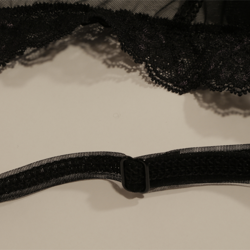 Black Strap Close Up