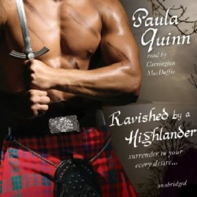 Ravished by a Highlander Audiobook