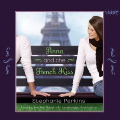 Anna and the French Kiss Audiobook cover