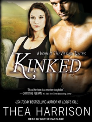 Kinked Audiobook Cover- Hot Listens