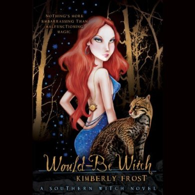 Would-be Witch Audiobook Cover