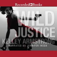 Wold Justice Audiobook Cover