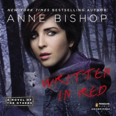 Written in Red Audiobook cover