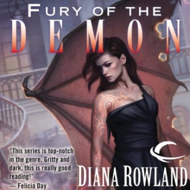 Fury of the Demon Audiobook Cover