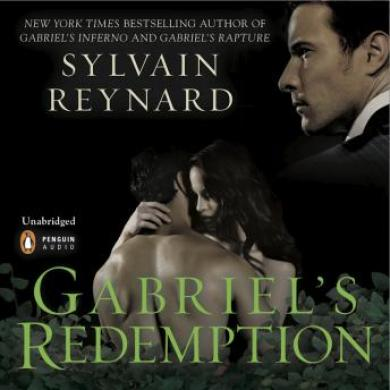 Gabriel's Redemtion Audiobook Cover