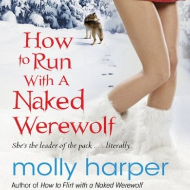 how to run with a naked werewolf audiobook cover- Hot Listens