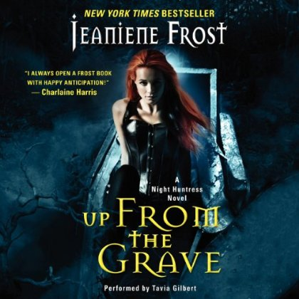 Up From The Grave Audiobook cover- Hot Listens