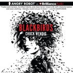 Blackbirds Audiobook by Chuck Wendig, narrated by Emily Baresford (review)