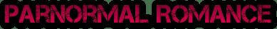 Genre: Paranormal Romance logo