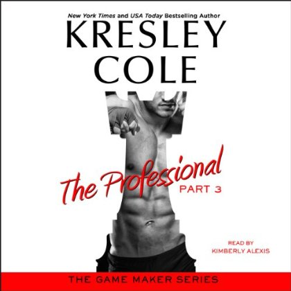 The Professional part 3 audiobook cover