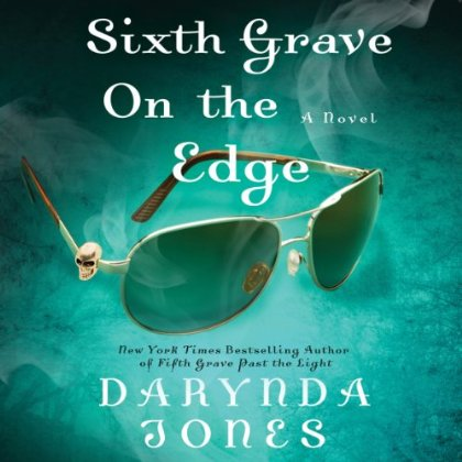 Sixth Grave on the Edge Audiobook