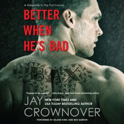 Better When He's Bad Audiobook Cover