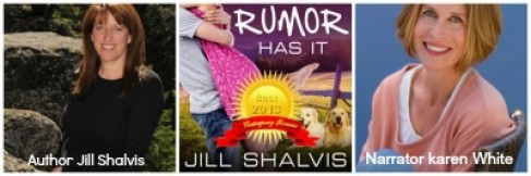 Contemporary Romance Audiobook Winners for 2013