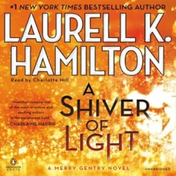 A Shiver of Light Audiobook Cover