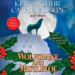 Wolfbane and Mistletoe book cover