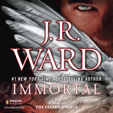 Immortal Audiobook cover