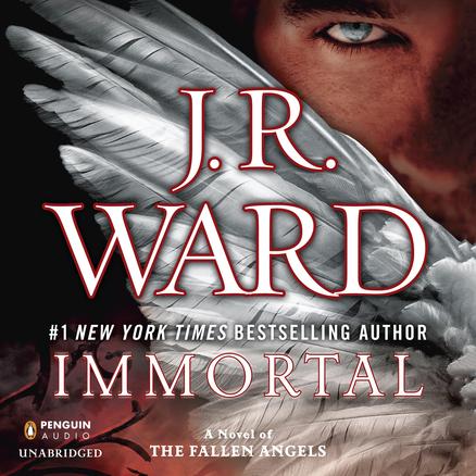 Immortal Audiobook cover