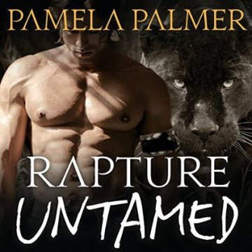 Rapture Untamed Audiobook cover