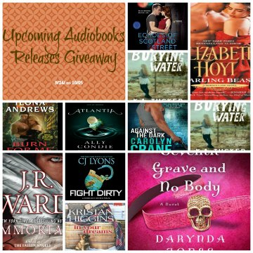 October 2014 Audiobook Releases