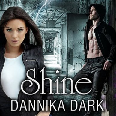 Shine Audiobook Cover