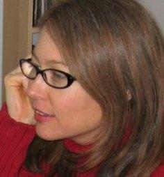 Author Carolyn Crane