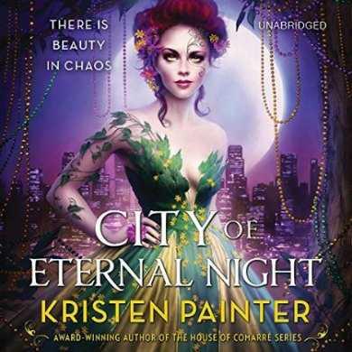 City of Eternal Night Audiobook