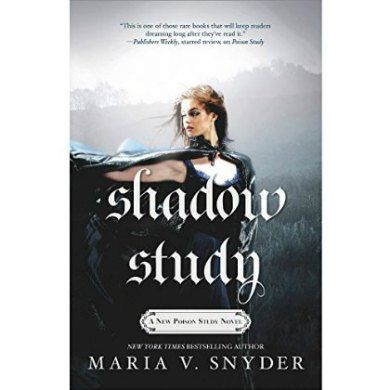 Shadow Study Audiobook
