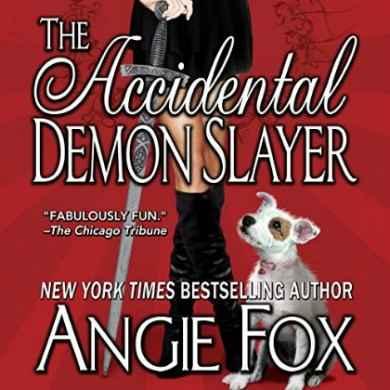 The Accidental Demon Slayer Audiobook