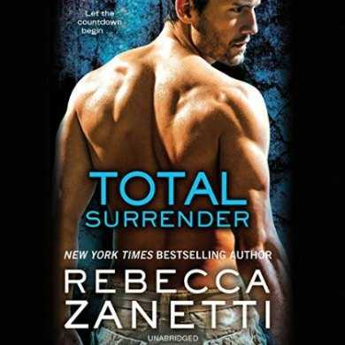 Total Surrender Audiobook by Rebecca Zanetti