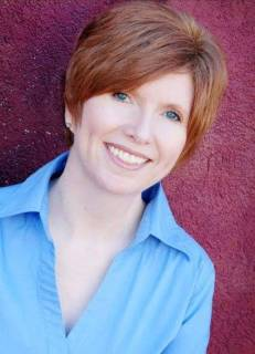 Melanie Mason voice actress narrator Blood and Mistletoe