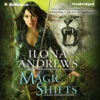 Magic Shifts Audiobook by Ilona Andrews 390_