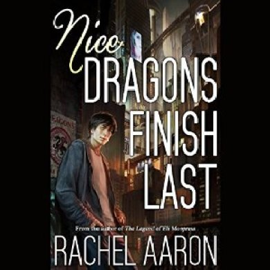 Nice Dragons Finish Last Audiobook by Rachel Aaron