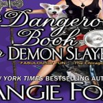 The Dangerous Book for Demon Slayers Audiobook by Angie Fox (REVIEW)