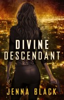 Divine Descendant (Nikki Glass #4) by Jenna Black
