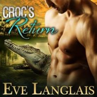 Croc's Return by Eve Langlais