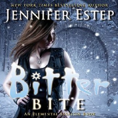 Bitter Bite Audiobook by Jennifer Estep