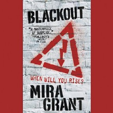 Blackout Audiobook by Mira Grant
