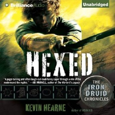 Hexed Audiobook by Kevin Hearne