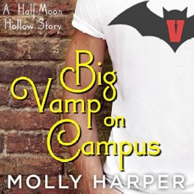 Big Vamp on Campus Audiobook by Molly Harper