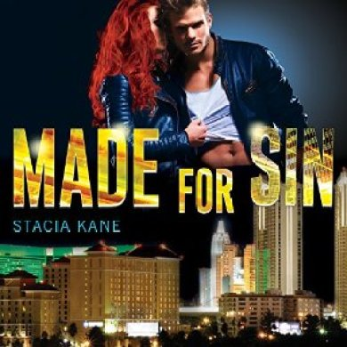 Made for Sin Audiobook by Stacia Kane